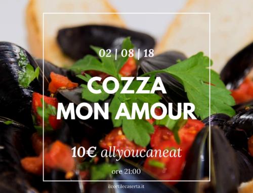 Cozza Mon Amour 02/08 > AllYouCanEat 10€
