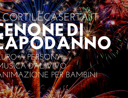 Cenone di Capodanno at Il Cortile > 80€