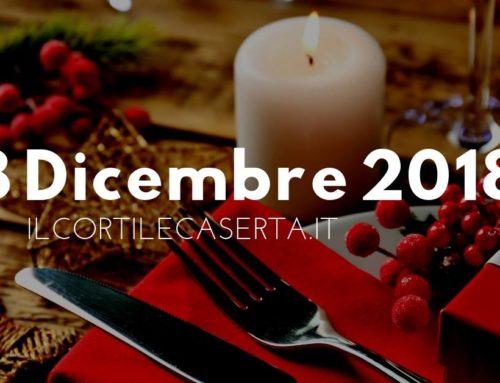 8 Dicembre > Pranzo at Il Cortile