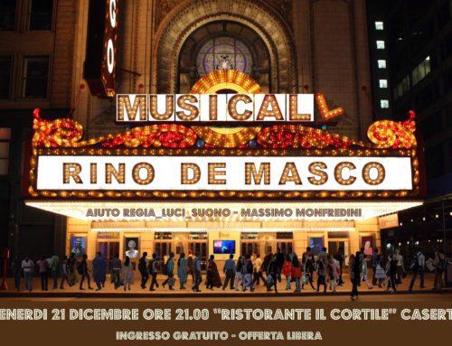 Musical at Il Cortile | Venerdì 21 Dicembre > Ingresso Libero