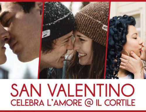 San Valentino 2019 al Cortile