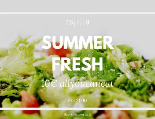 SUMMER FRESH | Allyoucaneat