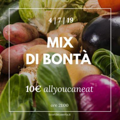 mix di bontà